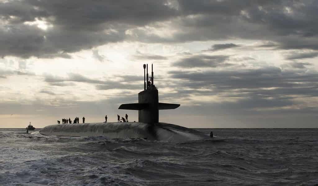 Des sous-marins robots autonomes de la marine américaine