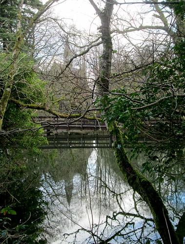Loch Lomond, Bridge,Church