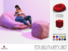 Its So Fluffy Set @ collabor88