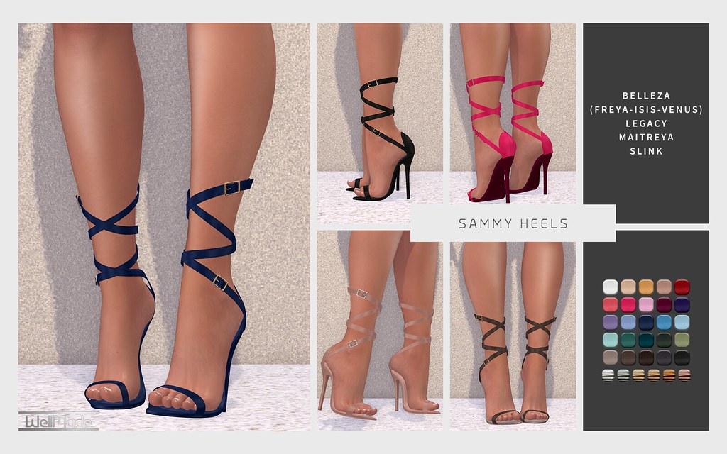 [WellMade] Sammy Heels