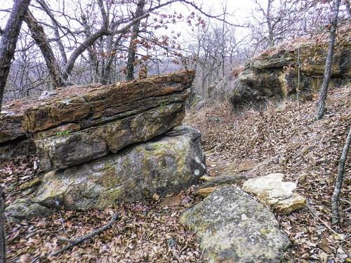 Keystone rocks hdr
