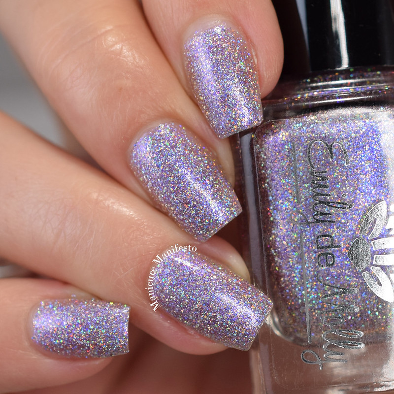Emily De Molly Be The Solution swatch