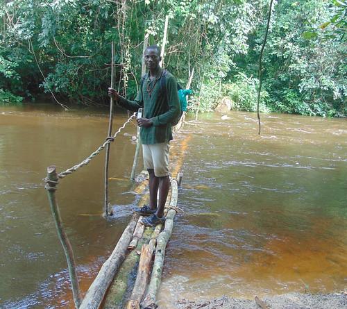 Falay crossing Loko River