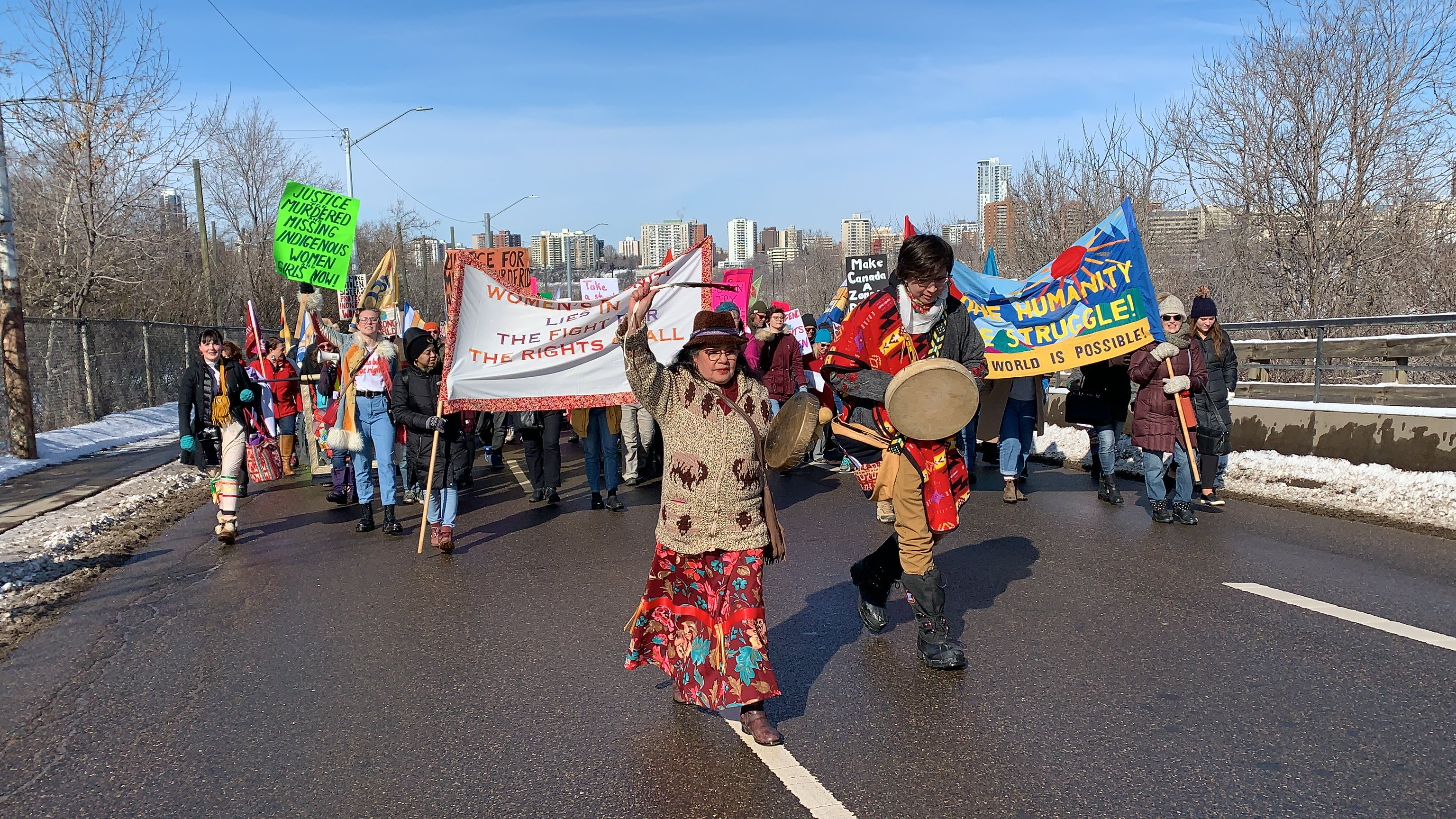 International Women's Day 2020 - Edmonton