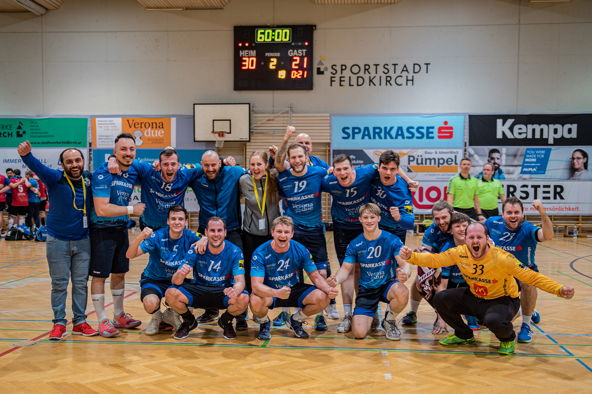 21. Runde Landesliga Staffel 3 2019/20