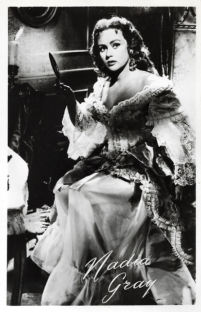Nadia Gray in Le avventure di Giacomo Casanova (1955)