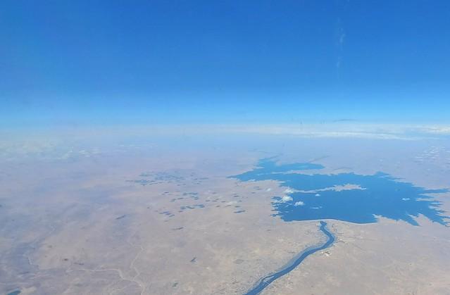 Flying high above the historic Euphrates river --- The birthplace of civilization! 🌍 #Iraq #EuphratesRiver #TigrisRiver #Euphrates #Tigris #Mesopotamia #MiddleEast #IraqiDesert #birthplaceofcivilization #cradleofcivilization