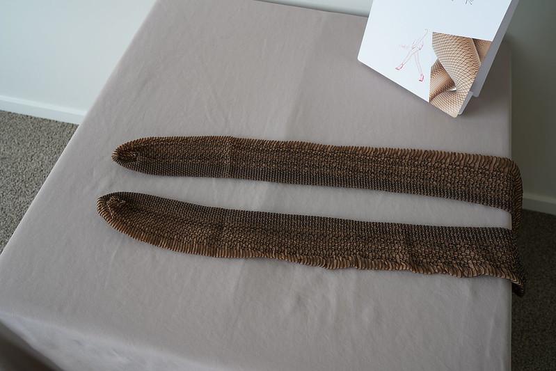 Wolford Diamond Snake Tights 10