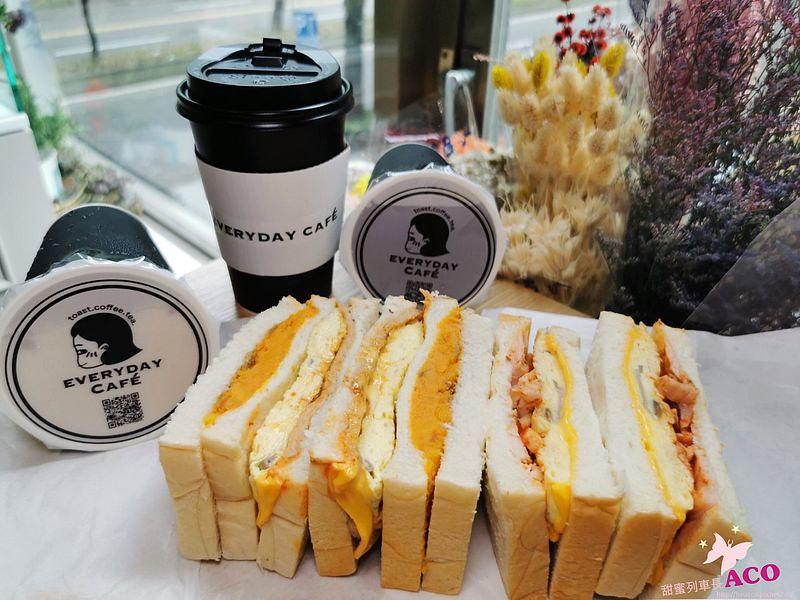 中山站早午餐 everyday cafe15
