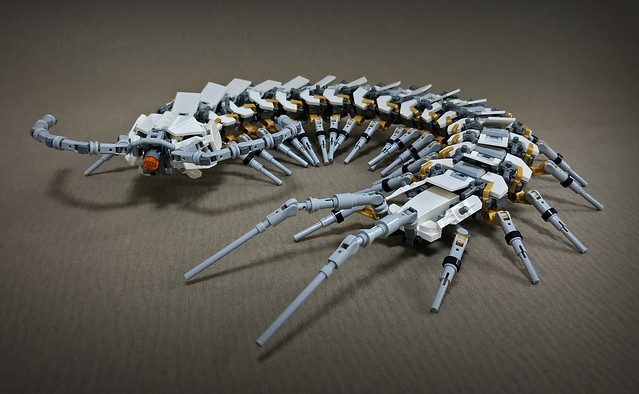 LEGO Mech Centipede Mk2-09