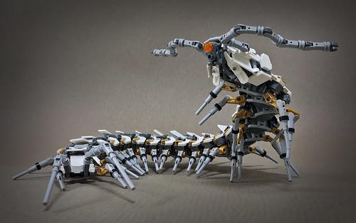 LEGO Mech Centipede Mk2-05