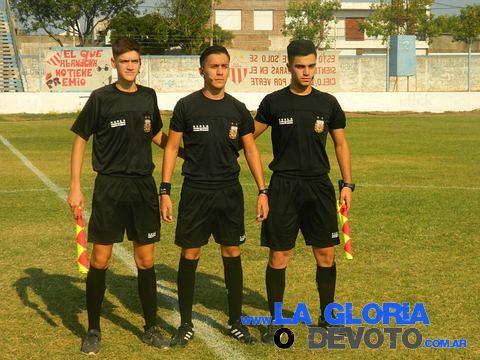 Argentino-Rivadavia L. Regional Amateur. 09/03/20