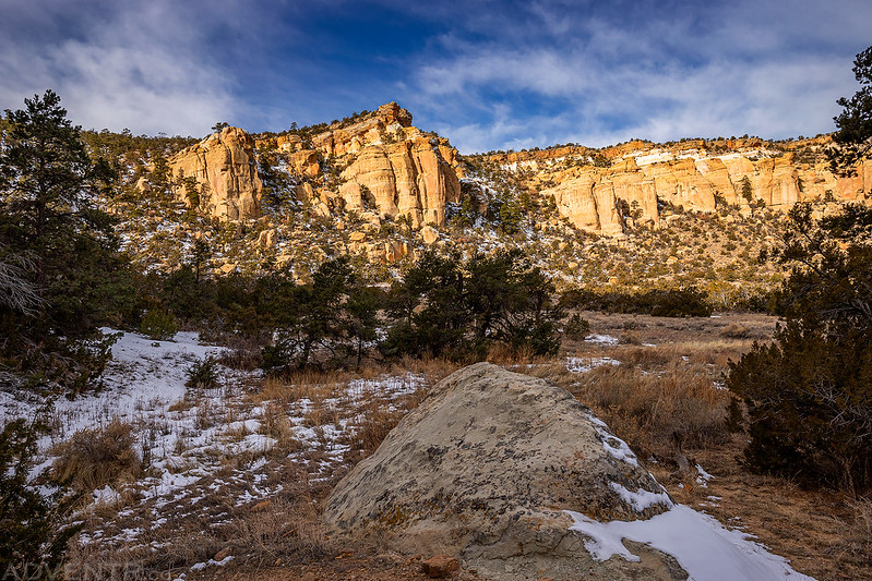 Cebollita Mesa Cliffs