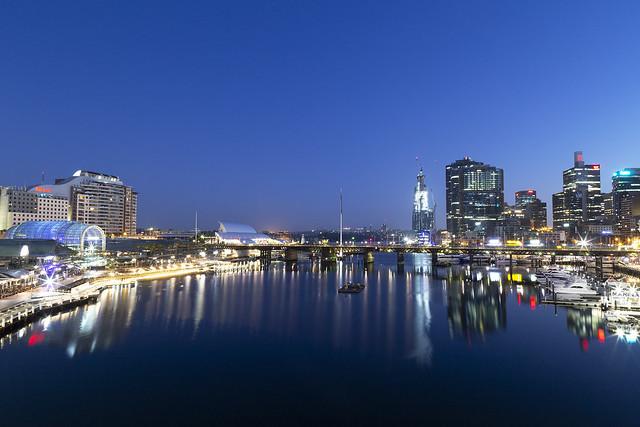 Darling Harbour , Sydney