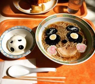 パンダー麺セット