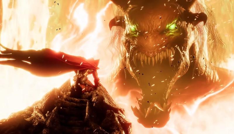 치명적인 Kombat 11-지옥에서 생성