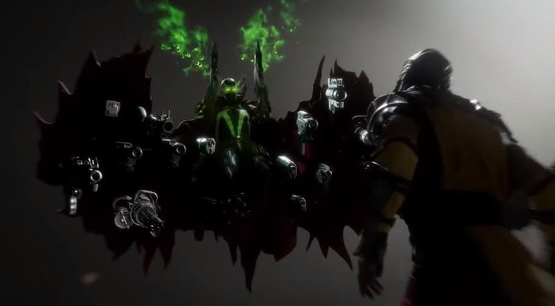 Mortal Kombat 11 - Spawn Fatal Blow