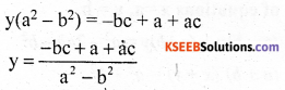 KSEEB Solutions for Class 10 Maths Chapter 3 Pair of Linear Equations in Two Variables Ex 3.7 15