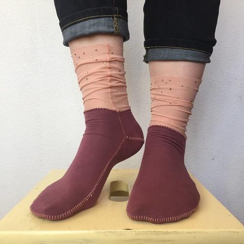 posh sock pop-up shop!