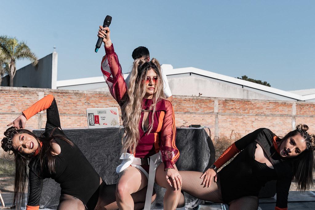 Lady g @ Festival Adverso.