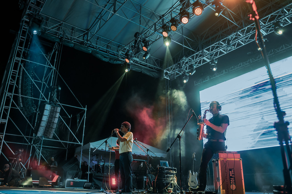 Helado Negro @ Festival ADverso