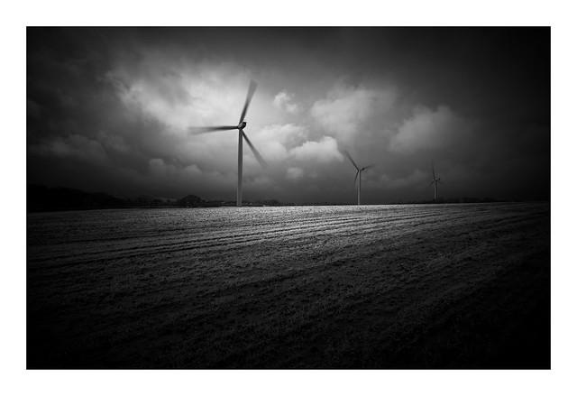 'Almighty' - Shepham Wind Farm / March 8th