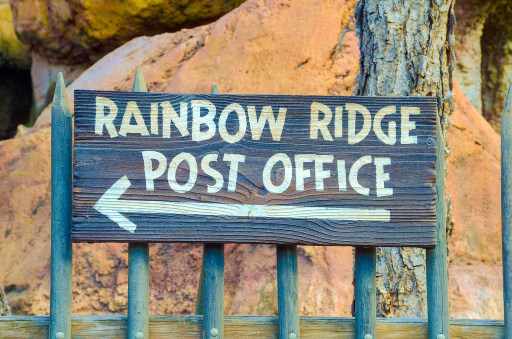 Rainbow Ridge Post Office