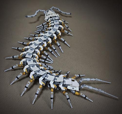 LEGO Mech Centipede Mk2-01