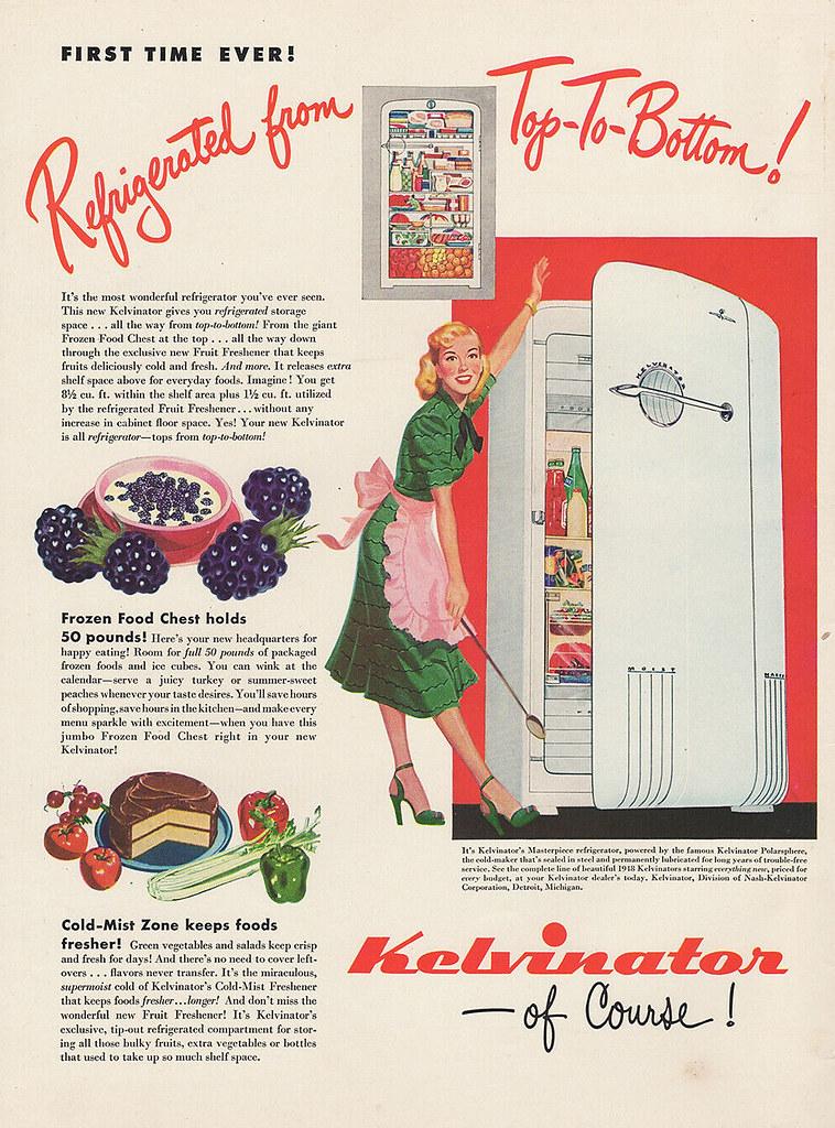 Kelvinator 1948
