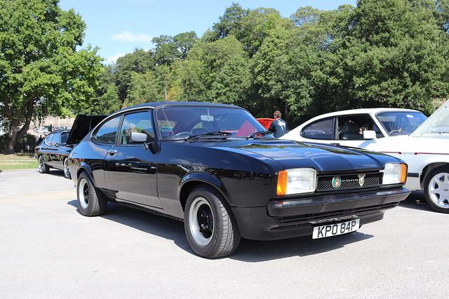 Ford Capri II 3000 Ghia KPO84P
