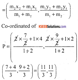 KSEEB Solutions for Class 10 Maths Chapter 7 Coordinate Geometry Ex 7.4 16