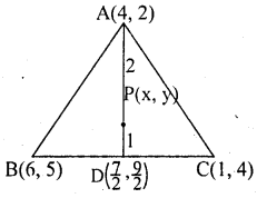 KSEEB Solutions for Class 10 Maths Chapter 7 Coordinate Geometry Ex 7.4 15