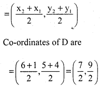 KSEEB Solutions for Class 10 Maths Chapter 7 Coordinate Geometry Ex 7.4 14