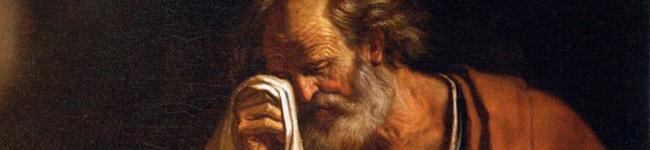Lágrimas de san Pedro, Lassus