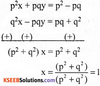 KSEEB Solutions for Class 10 Maths Chapter 3 Pair of Linear Equations in Two Variables Ex 3.7 13