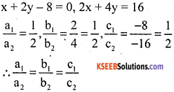 KSEEB Solutions for Class 10 Maths Chapter 3 Pair of Linear Equations in Two Variables Additional Questions 4