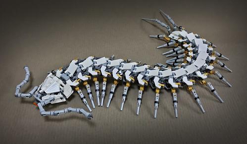 LEGO Mech Centipede Mk2-10