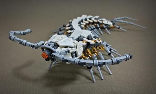 LEGO Mech Centipede Mk2-06