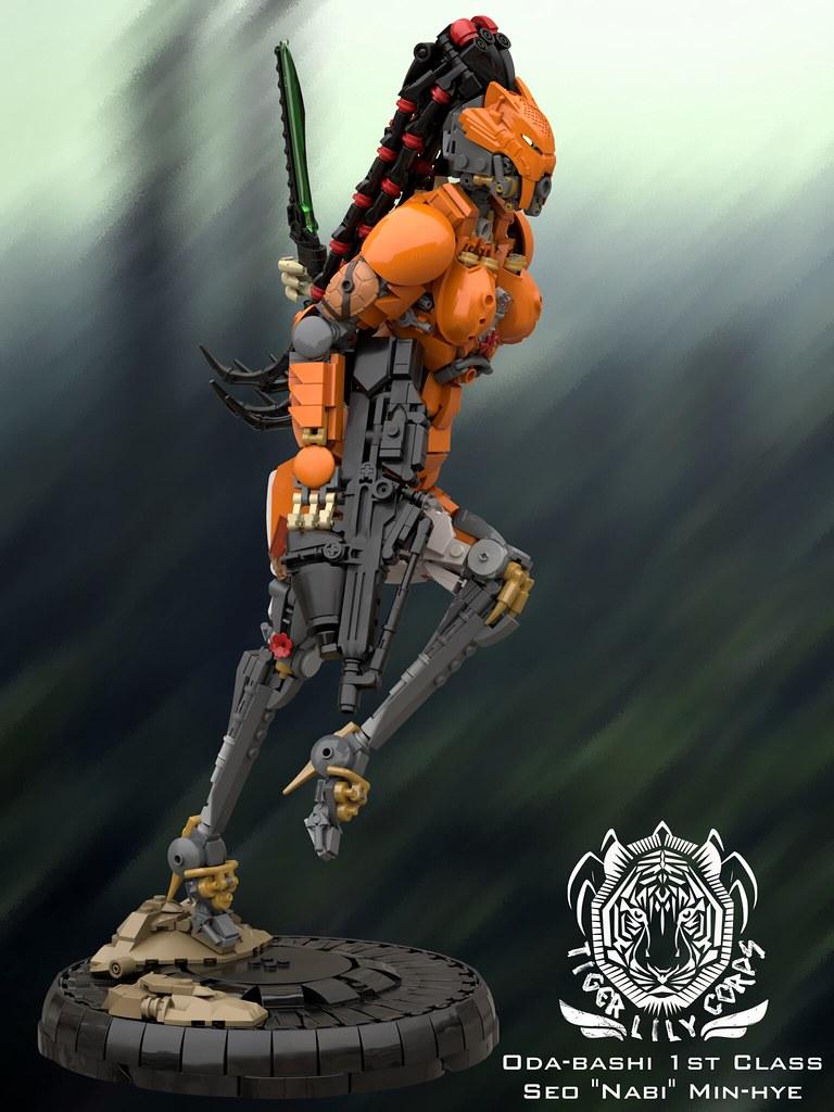 Tiger Lily Mercenary Corps - Franc-tireur lieutenant