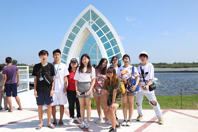 20190710-0719泰國TCIS短期遊學團