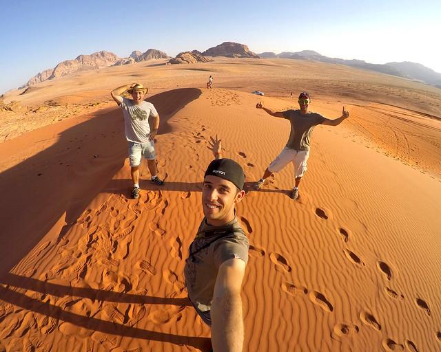 Nuestra ruta por Jordania de 10 días