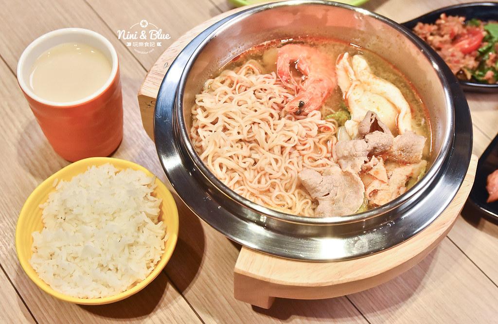 台中新光三越 美食 冬鳥泱宮 泰式美食28