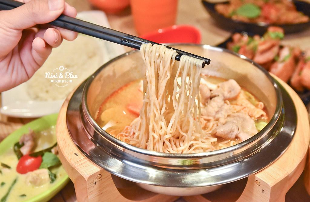 台中新光三越 美食 冬鳥泱宮 泰式美食21