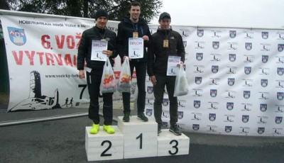 Vožický vytrvalostní běh vyhrál Pekař