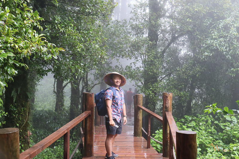 清邁茵他儂國家公園一日遊 Doi Inthanon National Park