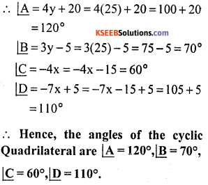 KSEEB Solutions for Class 10 Maths Chapter 3 Pair of Linear Equations in Two Variables Ex 3.7 28