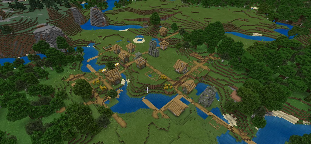 49638704983 884744c357 b - Minecraft Starter-Guide: Schwunghafter Handel mit Dorfbewohnern