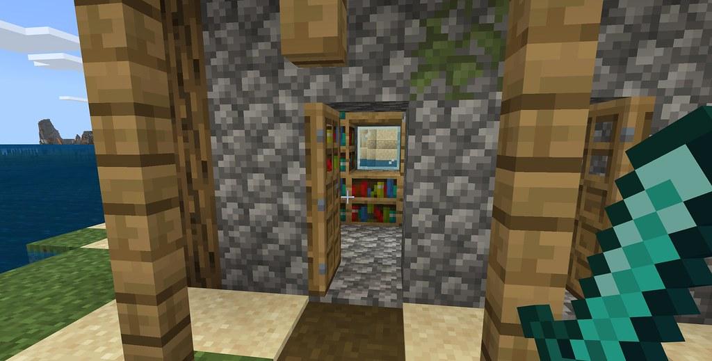 49638705428 b090b20828 b - Minecraft Starter-Guide: Schwunghafter Handel mit Dorfbewohnern