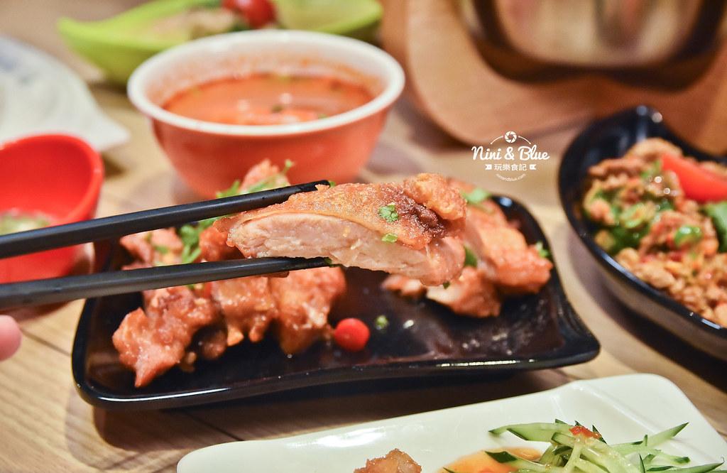 台中新光三越 美食 䳉泱宮 泰式美食10