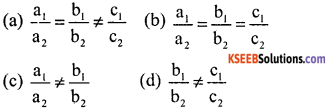 KSEEB Solutions for Class 10 Maths Chapter 3 Pair of Linear Equations in Two Variables Additional Questions 1
